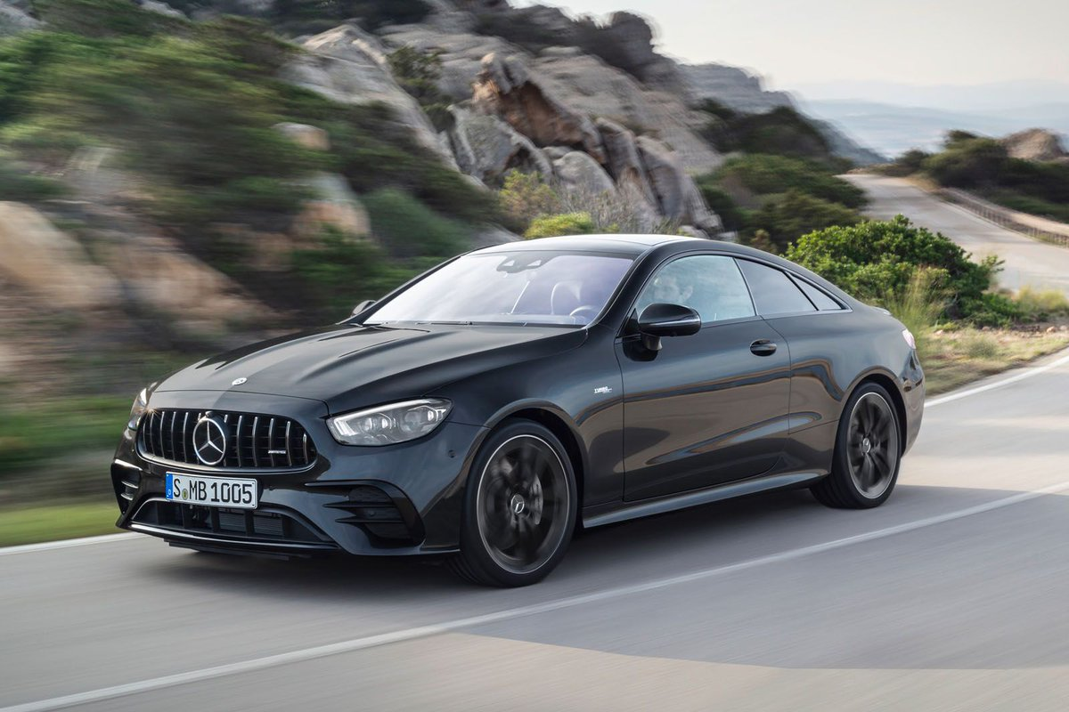 The @MercedesBenz E-Class Coupé and Cabriolet have been updated for 2020 with revamped electrified engines and a host of design and technology upgrades buff.ly/2Xvvh1t
