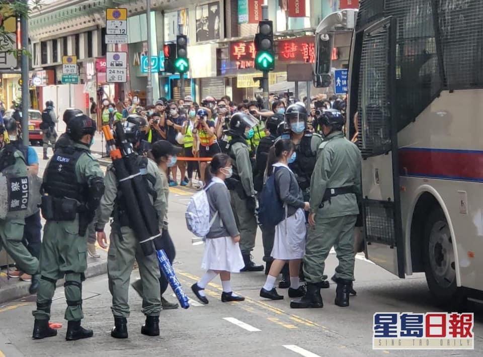 tears for HongKong #CCP_is_terrorist #HongKonger #HKSecurityLawpic.twitter.com/VeReUtvJE3
