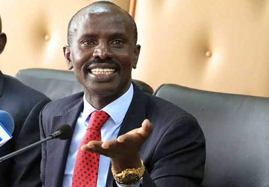KNUT Secretary General Wilson Sossion. He now wants both the KCPE and KCSE to be postponed to 2021 following disruptions to the education sector occasioned by the coronavirus pandemic.