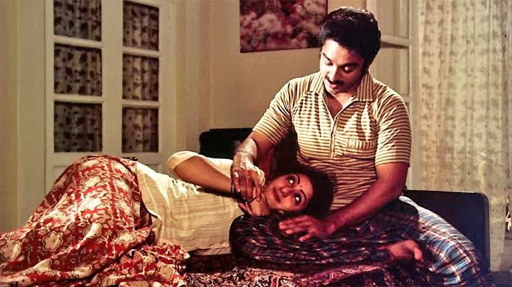 """Listening to this song when you're down pretty much ensures tears. The poetic perfection of Surmayi akhiyon main...   Kya #Sadma diya #Sridevi ne. On film and in life. To quote #ManishMalhotra, """"I will never get over this loss."""" #RIPSridevi @SrideviBKapoor  How fragile life is."""