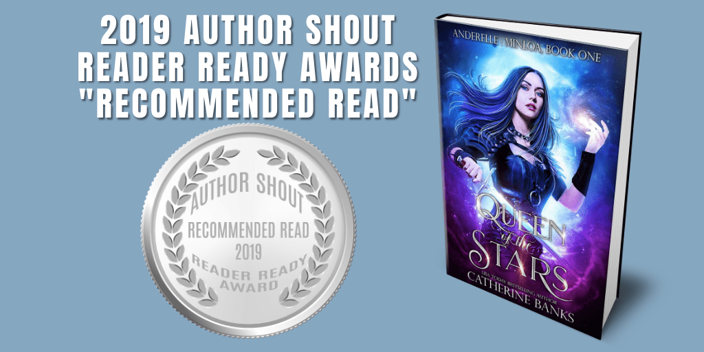 Reader Ready Award Recommended Read  Queen of the Stars is available at https://amzn.to/2uWharC   @catherineebanks    #award #awardwinning #awardwinningauthor #asmsg #book #books #amreading #indiebooksbeseen #recommendedreadpic.twitter.com/tHKpfScKIK