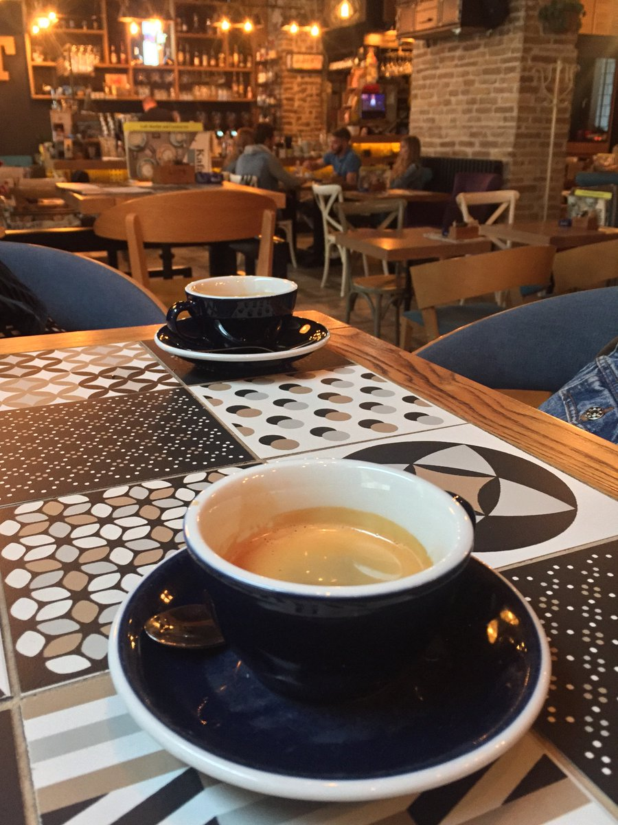 Ethiopia 🇪🇹 Guji  Espresso doppio 🍓🍫🍭 📍Loft https://t.co/6wgi2lLqK3