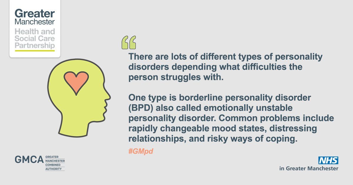borderline personality disorder test nhs