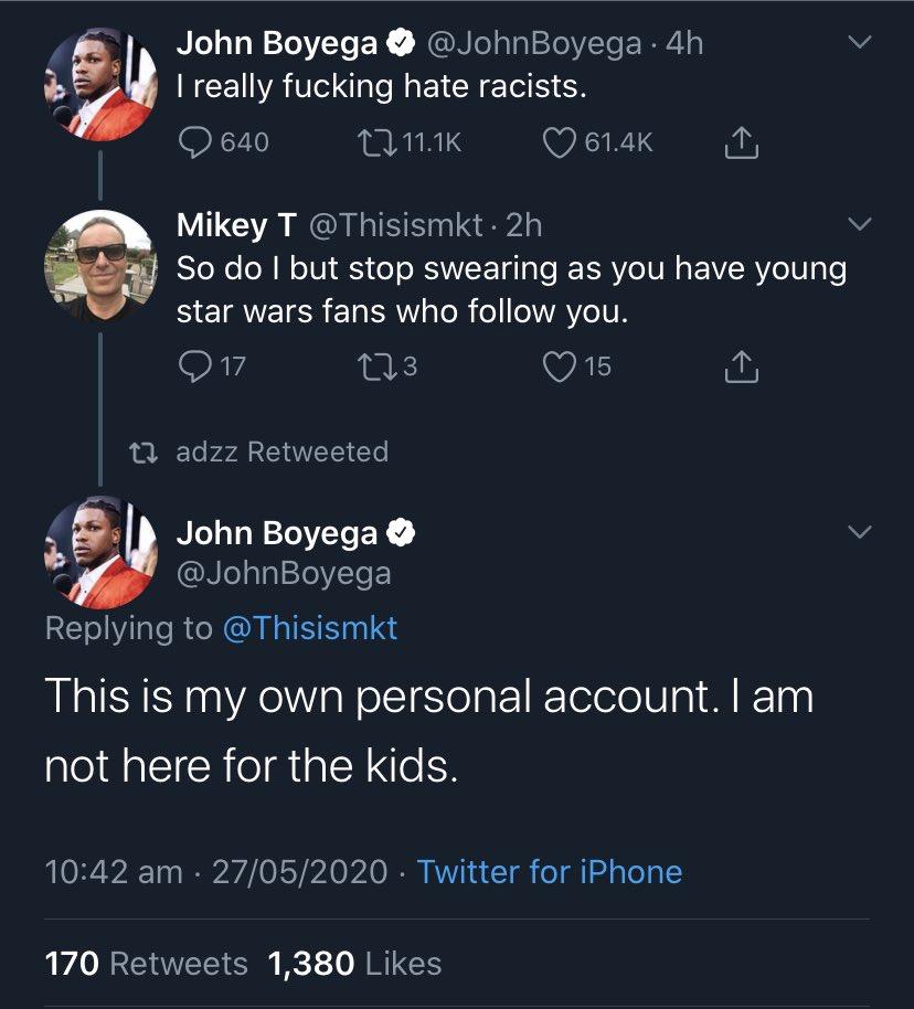 He said fuck them kids https://t.co/P8l5bbusNa