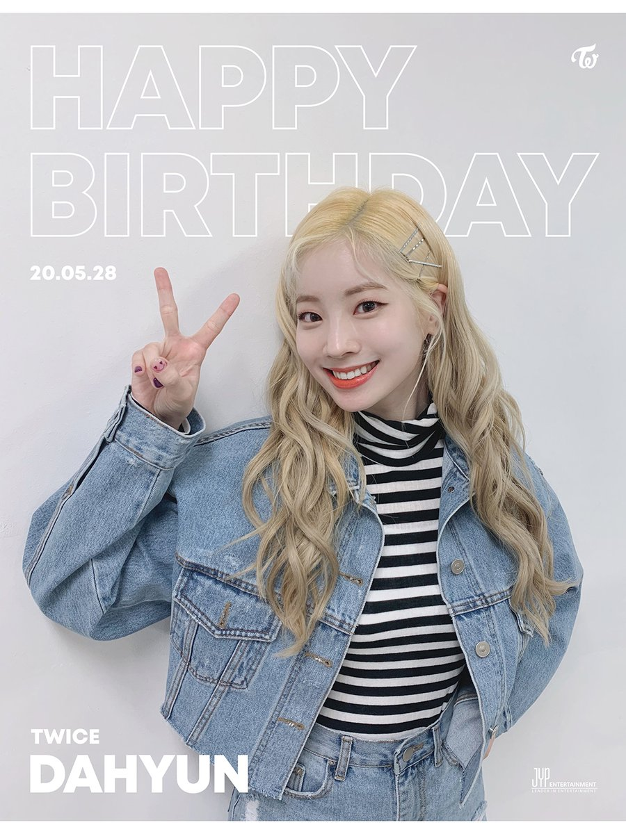Happy Birthday DAHYUN #HappyDAHYUNday