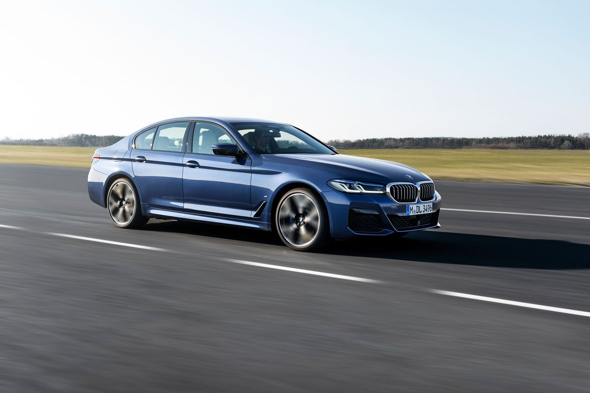 Lots of news out of Munich last night, including a new plug-in X2, the end of the 6 Series GT in the UK - and lets not forget the upcoming 5 series M550i buff.ly/2X0XC0A