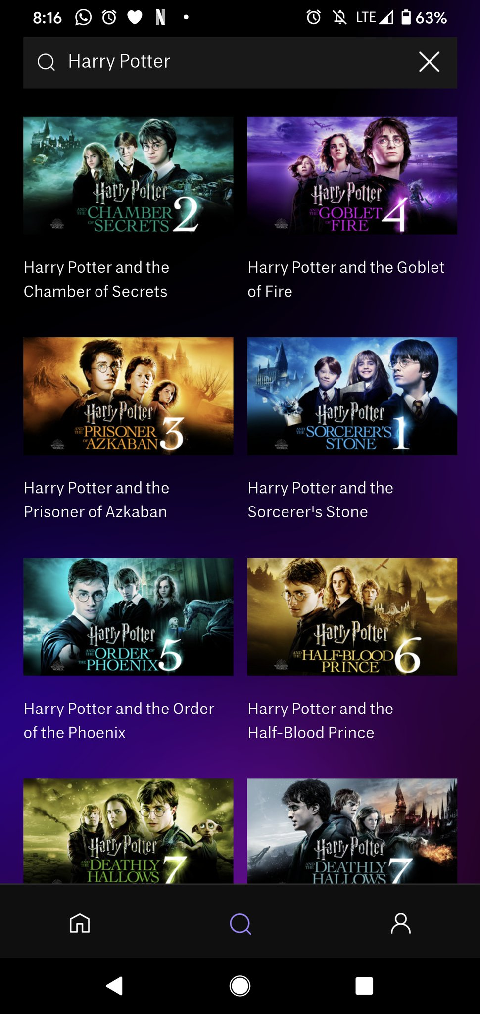 Matthew Ball Auf Twitter Wow Looks Like Hbo Max Did An 11th Hour Deal To Reclaim I E Bought Back The Full Slate Of Harry Potter Movies That Parent Warner Bros Licensed To