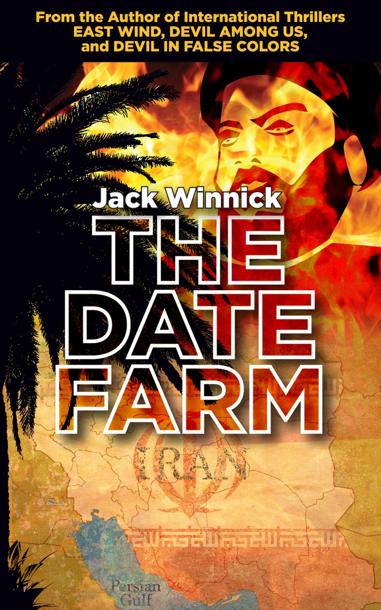 BOOK OF THE DAY - May 27th  Free on KU/$2.99: https://forums.onlinebookclub.org/shelves/book.php?id=391515…  The Date Farm by @jwinnick1   Has received a PERFECT 4/4 by the OnlineBookClub Review Team!  Though fourth in the series, it can be read as a standalone!  #Action #International #Thriller #Romance #Crimepic.twitter.com/K5qj4SF71y