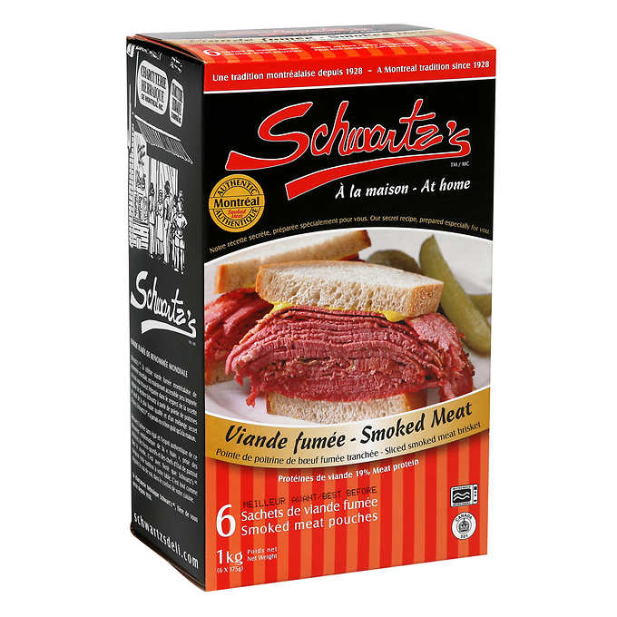 Are you missing Montreal's food? You can now order world's famous smoked meat from Schwartz's! #montreal #toronto #Foodiepic.twitter.com/U6LCamTdpW