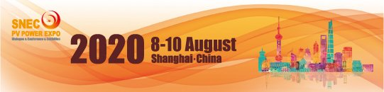 Event Name: SNEC PV POWER EXPO 2020 Dates: August 8-10, 2020 Venue: Shanghai New International Expo Center, Shanghai, China Number of halls: 14 Exhibition Space: 160,000 sqm Exhibitor Number: 1,800+ Visits: 260,000+ Professionals: 5,000+ Countries and Regions: 95 https://t.co/esMz1dSXnB