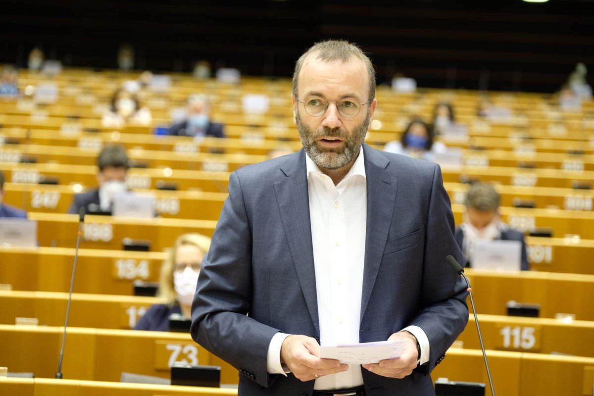 Solidarity is back in Europe! By helping the most affected people and countries, we are helping all of us 🇪🇺 We should have the courage to open this new chapter, and prevent another lost generation in Europe. eppgroup.eu/newsroom/news/… #NextGenerationEU #EPlenary #coronavirus