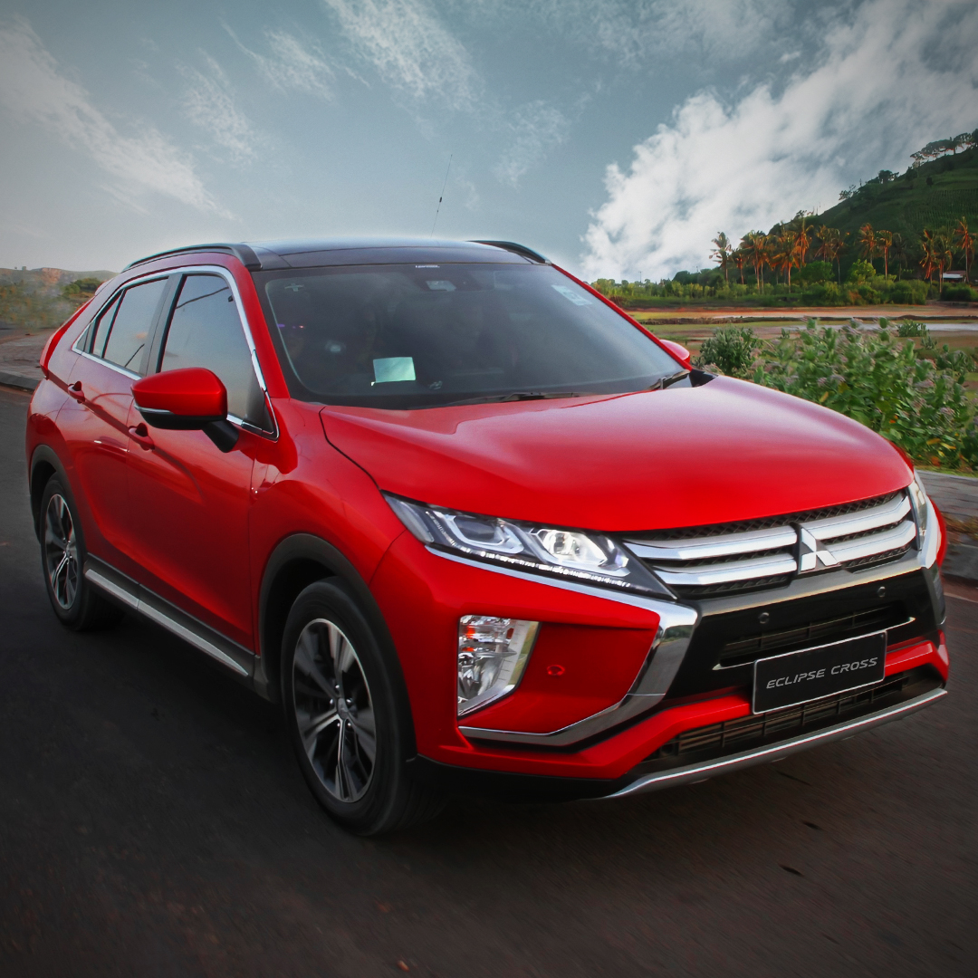 Ready to drive you anywhere after this all end.  #EclipseCross #MitsubishiMotors
