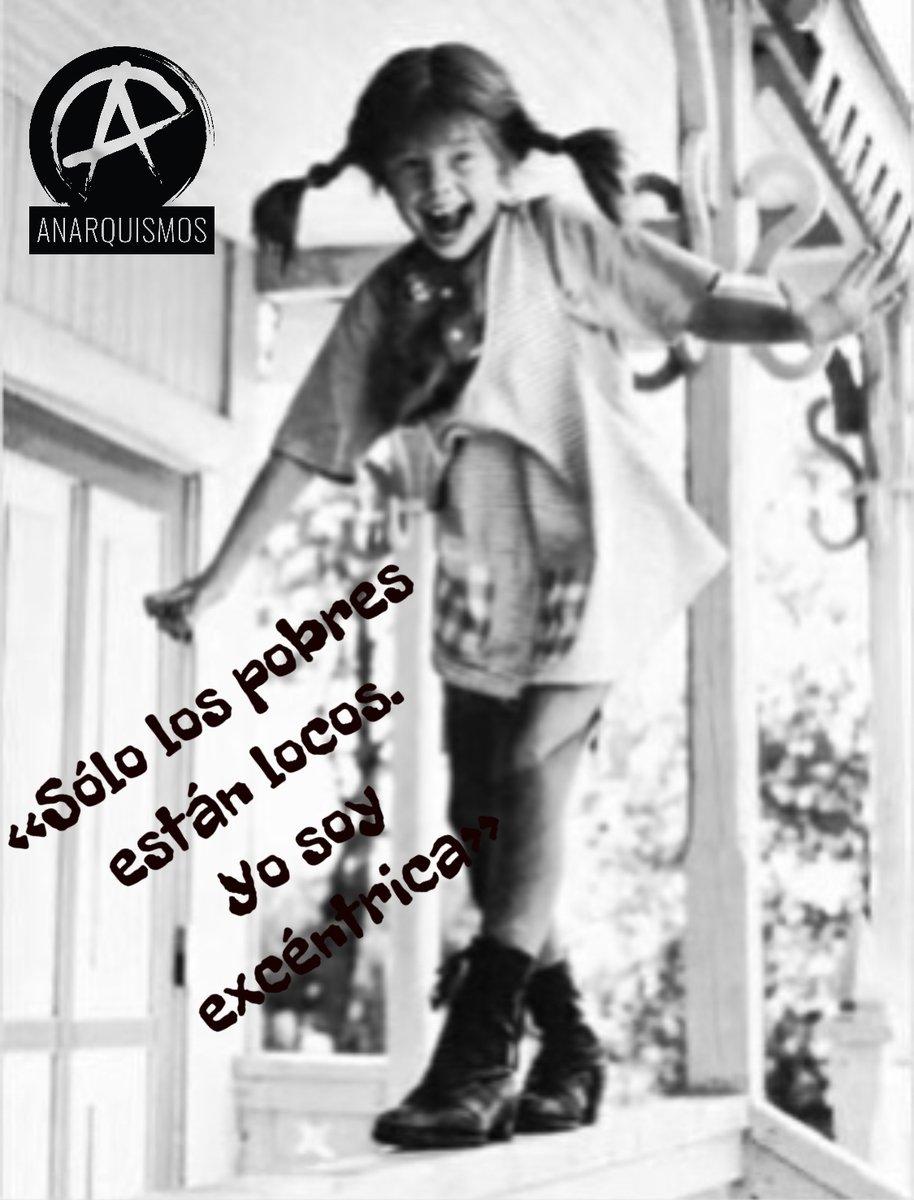 #TalDíaComoHoy, Astrid Lindgren cumple 75 años como icono infantil y símbolo feminista para varias generaciones. Pippi Calzaslargas (Pippi Långstrump en sueco, su idioma original), la niña más fuerte del mundo, el personaje ideado por la escritora Astrid Lindgren, https://t.co/zx6haz0CWW