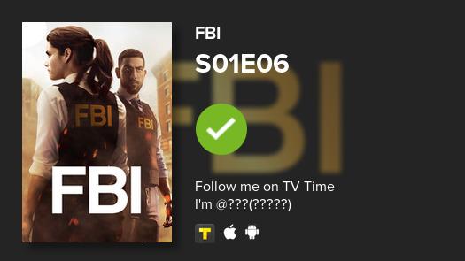 I've just watched episode S01E06 of FBI! #fbi  #tvtime https://tvtime.com/r/1mTc0pic.twitter.com/XhflGi3JOG
