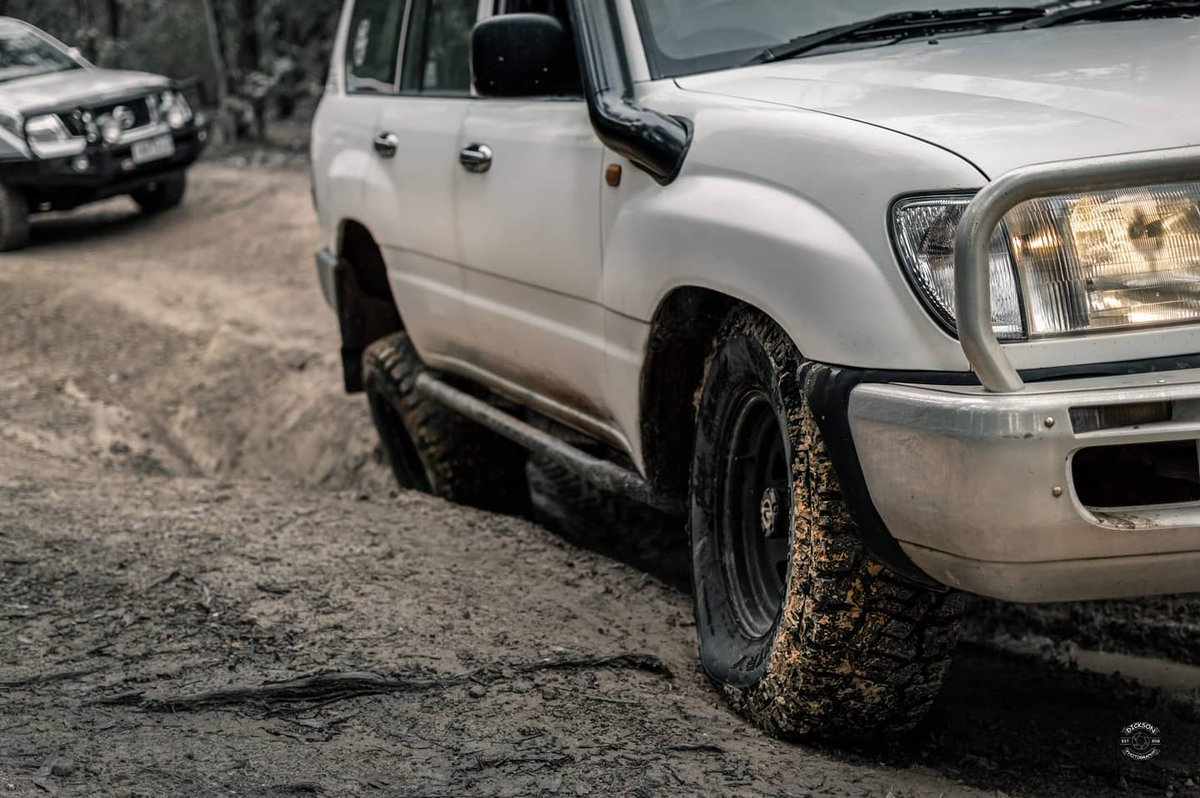 The day after i picked up my landcruiser i hit the tracks. Still the best 4wd ive owned  #dicksonphotography #toyota #landcruiser #kinglake #victoria #muddies #snorkel #bullbar #nikon #nikonphotography #nikond3200 nikonaustralia  toyota toyota_aus visitmelbourne melbourne_in https://t.co/MVPjyDpRTq