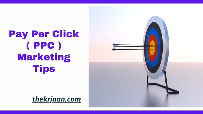 Pay Per Click ( PPC ) Marketing Tips For Success