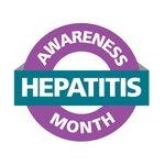 Image for the Tweet beginning: May is #Hepatitis Awareness Month!