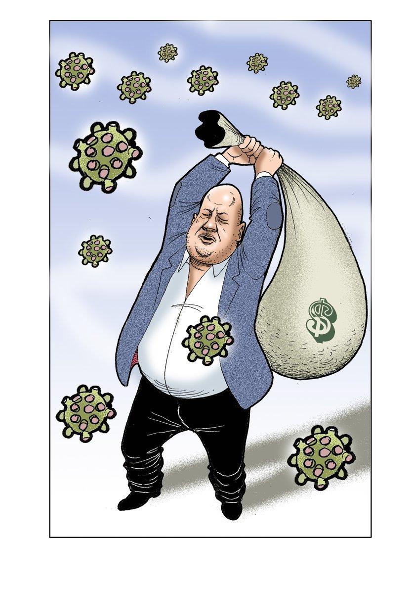 En su campaña, Enrique Alfaro prometió no contratar más deuda pública. Ha endrogado a su entidad con más de 33 mil millones. La más alta de la historia de Jalisco. ¿Pretenderá controlar al Covid a billetazos? https://t.co/Bb7e83d46q