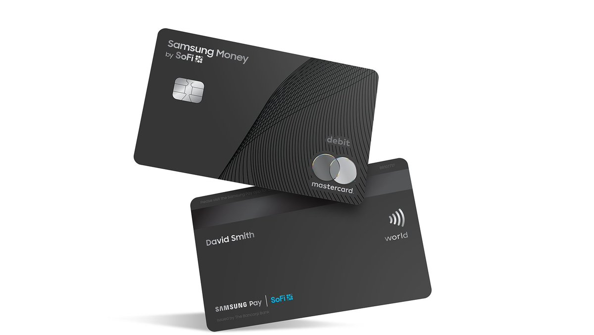 Samsung's debit card will reward you for saving—but only if you have a Samsung phone