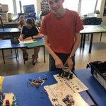 EZBsw7zXkAE4Kex - Raising Robots - LEGO Mindstorms EV3 & WeDo