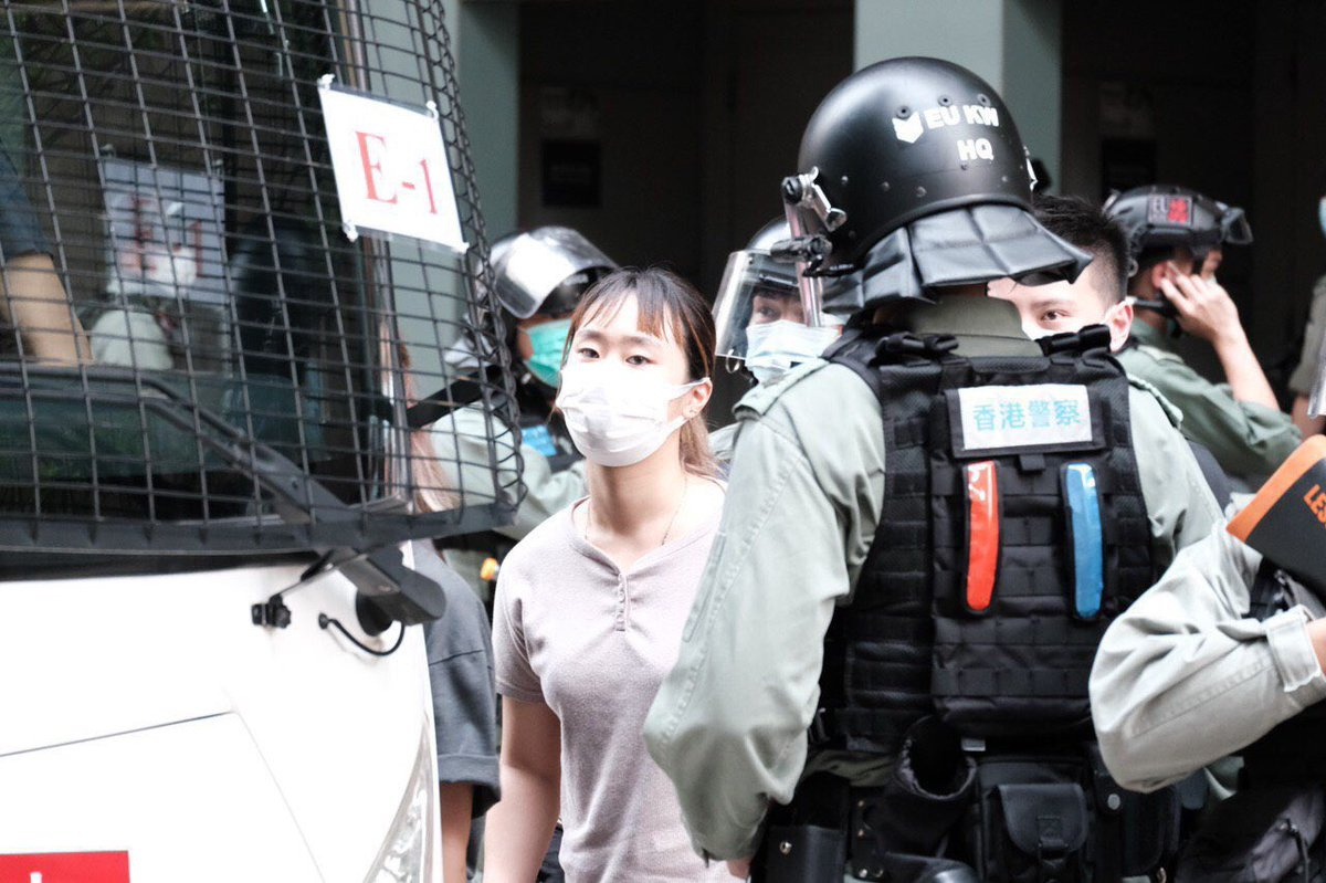 2108  do you know him/her/them? Arrested in MK. Contact family and lawyers ASAP #527HK #HongKongProtests #NationalSecurity #SOSHK #BreakOfDawn #PoliceBrutality #SaveTheChildren pic.twitter.com/XH1Bv0G71y