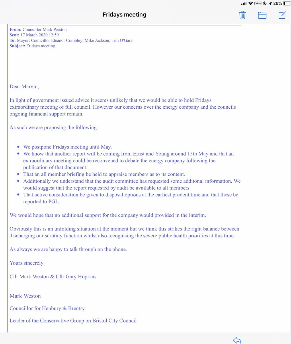 @GravyTrainBrit @bristol_citizen @MarvinJRees @BristolEnergy @SageAndOnion Here is the email (I checked that Mark was OK to post this). You can't decide yourself what you think it says and what was agreed to: