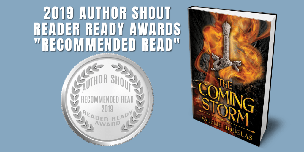 Reader Ready Award Recommended Read  The Coming Storm is available at https://amzn.to/38VPiT0   @ValerieDouglasA    #award #awardwinning #awardwinningauthor #asmsg #book #books #amreading #indiebooksbeseen #recommendedreadpic.twitter.com/sJc9Dg6M7i