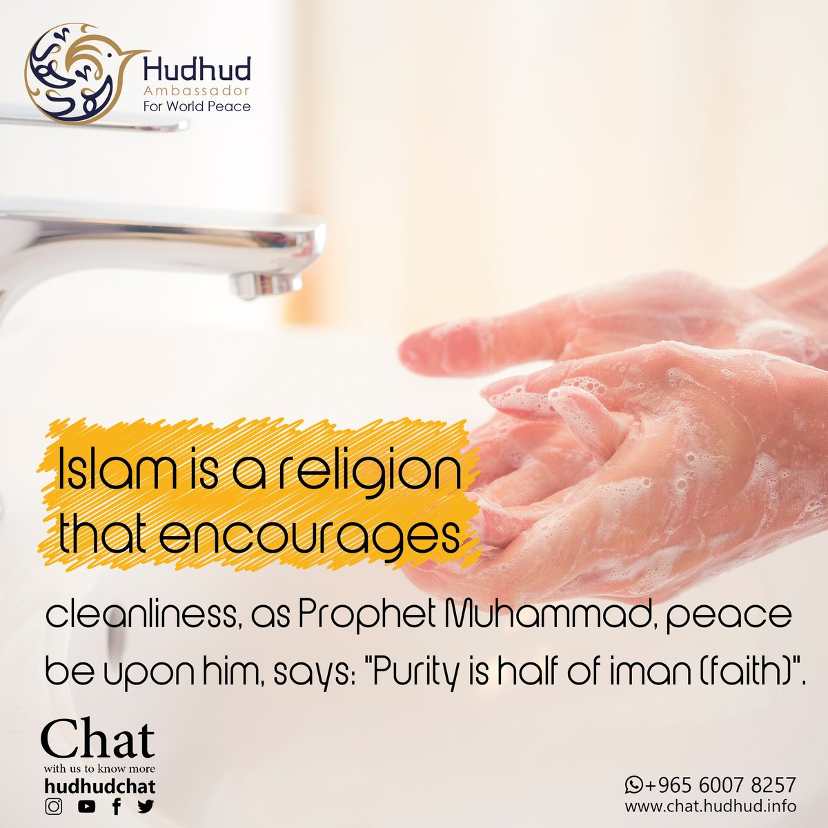 Optimism is a quality that is not anyone can easily have, except who knows that behind this universe a Creator Who is able to change the matters to better all times Chat with us to know more  #HudhudChat #Islam<br>http://pic.twitter.com/J8kl6rnG9M
