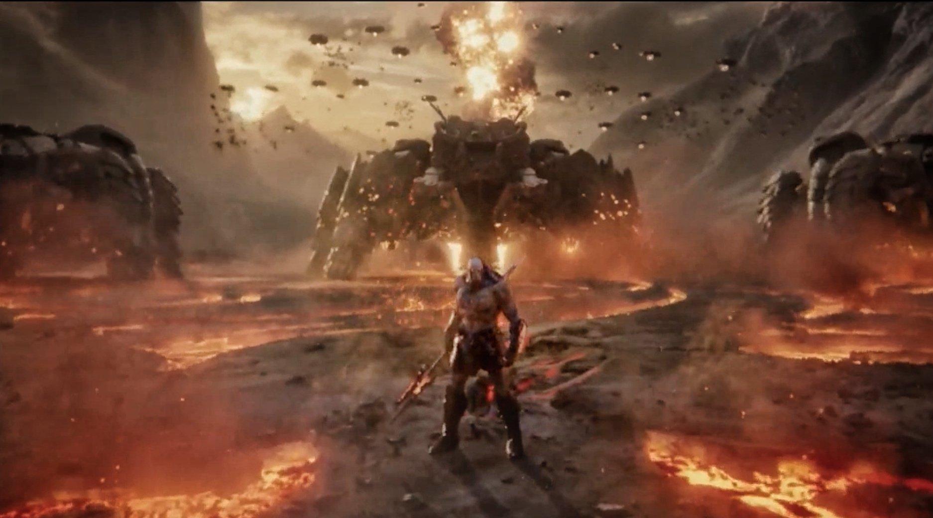 """Résultat de recherche d'images pour """"justice league snyder cut darkseid"""""""