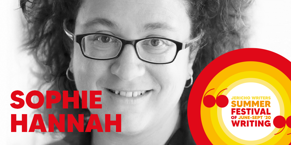 Want to learn how to thrive in the face of the psychological and emotional challenges that life as a writer brings? Join best-selling author @sophiehannahCB1 for our #SFoW mini-course in September #wednesdaywisdom More info here: bit.ly/_SFOW