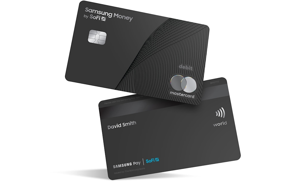 Samsung Money is a debit card tied to Samsung Pay