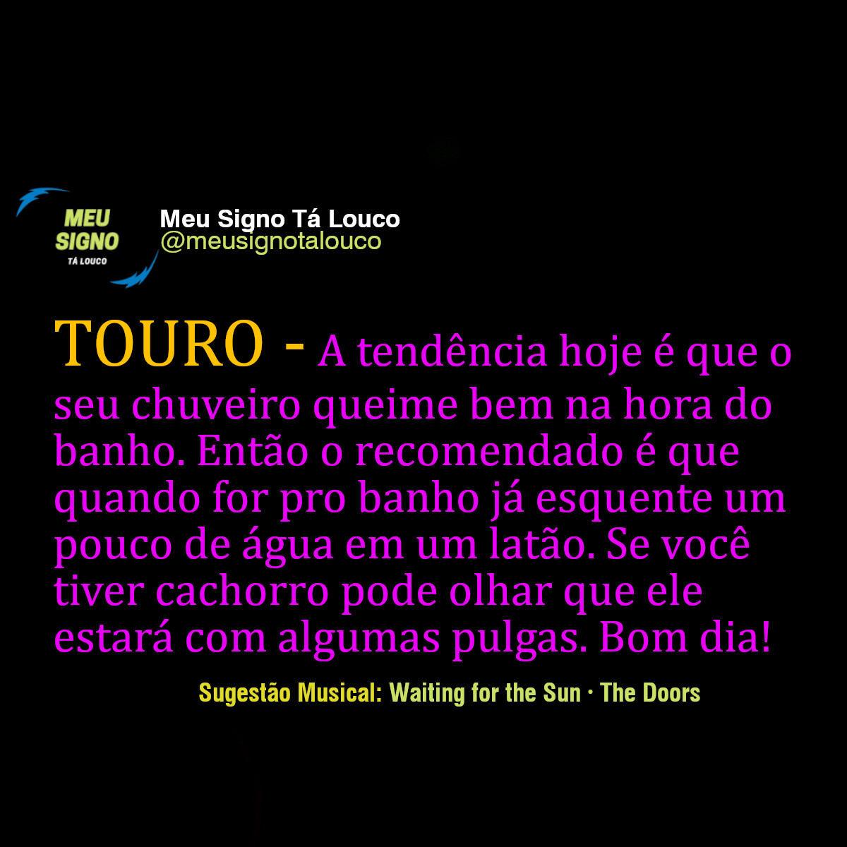 #Áries #Peixes #Aquário #Touro #Signos #Bomdia https://t.co/H5q7kyGC6b