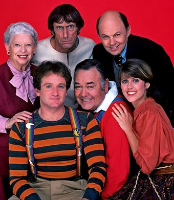 May 27, 1982: the series finale of Mork & Mindy aired. #80s Began in 1978, ran 4 seasons & 91 episodes. <br>http://pic.twitter.com/zRRJSHrZm6