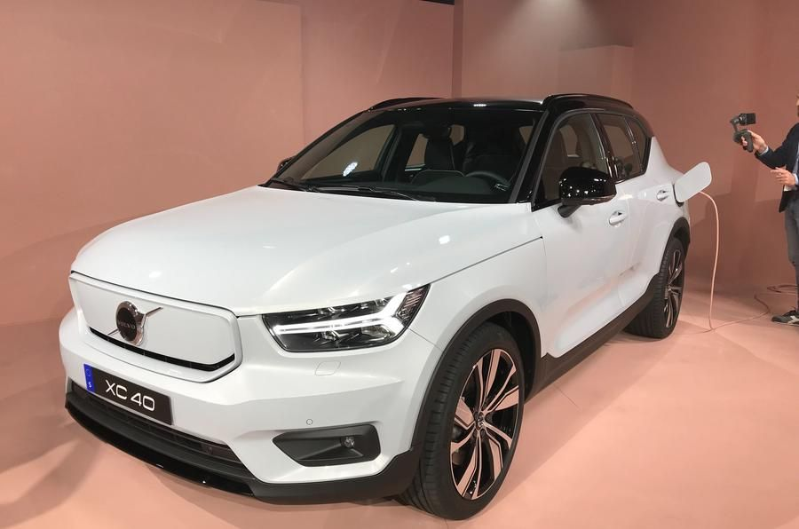 Order books are now open for the @VolvoCarUK XC40 Recharge electric SUV buff.ly/3d9jhJH