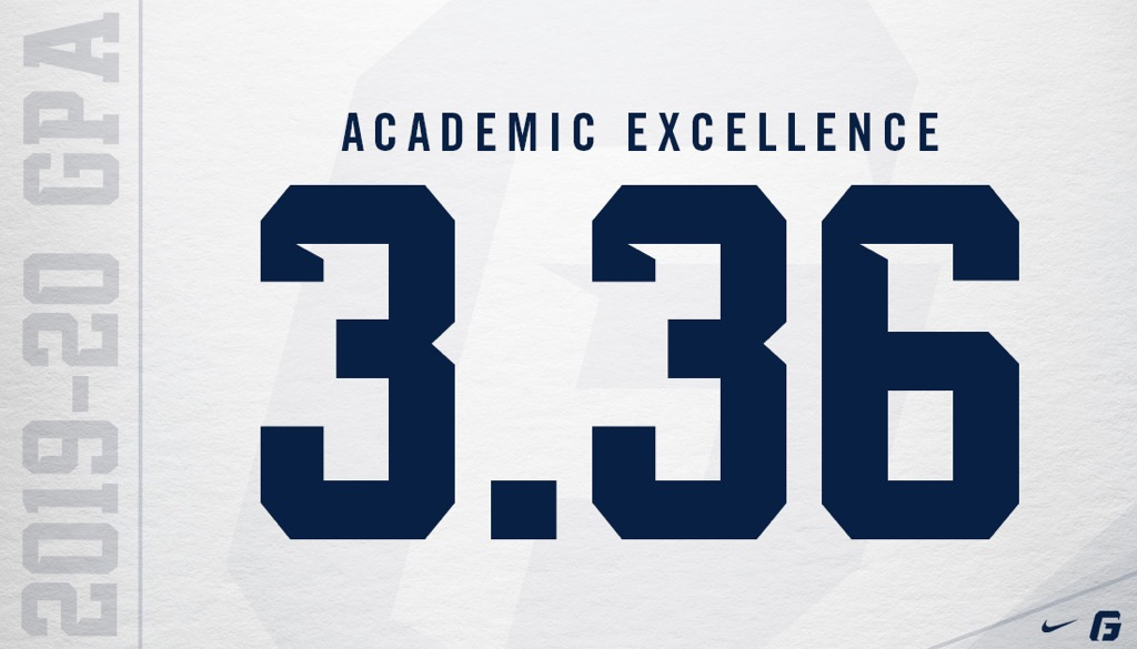 General Story: https://bit.ly/36ztHQt We're proud to announce that our 500 student-athletes not only met our 2019-20 GPA goal, they SHATTERED it #StandTall   #21Teams1Familypic.twitter.com/pPa3S0Ys53