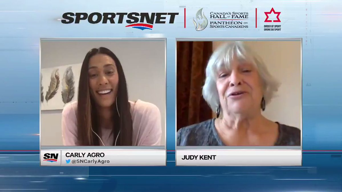 """""""I ended up wanting to promote the inclusion of athletes with this ability."""" Canada's Sports Hall of Fame inductee Judy Kent describes being a trail blazer for women on the International sport scene. Full interview ➡️ sprtsnt.ca/2ZKXNiq @sportshall 