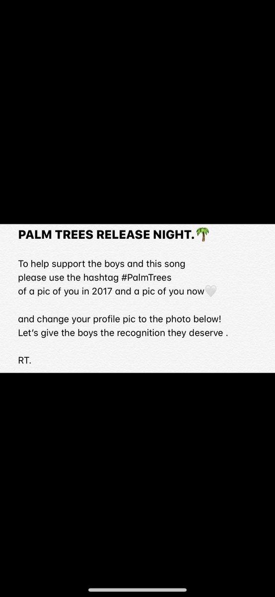 PALM TREES RELEASE NIGHT  #PalmTrees #Raksupic.twitter.com/QGaKn8SeAj