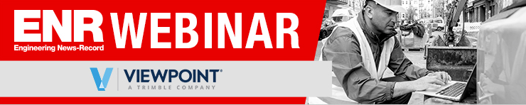 Did you know? You can generate simple and easy project financial reports without relying on the back office. #Viewpoint customers will talk about how in our ENR-moderated webinar June 9 at 2pm EDT. Register here: https://buff.ly/2XhEcnc  @ENRnewspic.twitter.com/oHg9oWpNrN