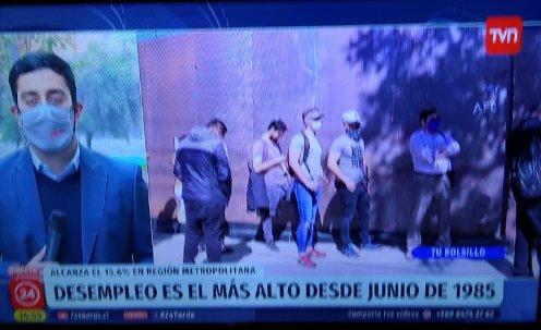 Éste desgobierno insiste en copiarle todo a la dictadura de Pin8 #desempleo #ChileNoAplaudeLaMiseria #ElPeorGobiernoDeLaHistoria pic.twitter.com/iMd7sHgp8u