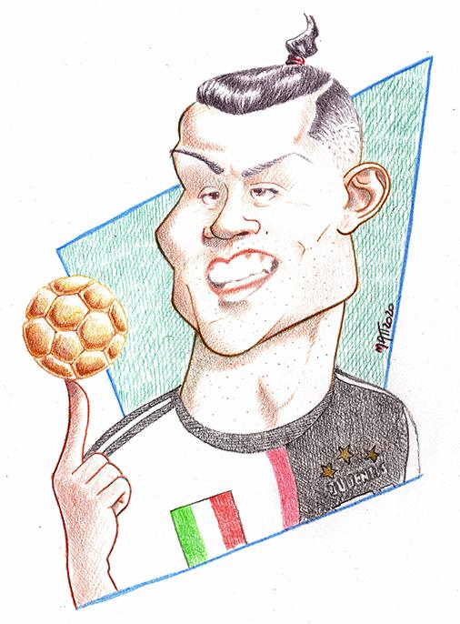 Cristiano Ronaldo #cristianoronaldo #cr7 #juventus #portugal #cristiano @cristiano #caricatura #caricature #caricatures #caricaturedrawing #caricatureillustration #caricatureartist #caricatureportrait #caricatures_world  #pencildrawings #matteopaolelli #matt_at_pencilspic.twitter.com/VdTKNfu8dD