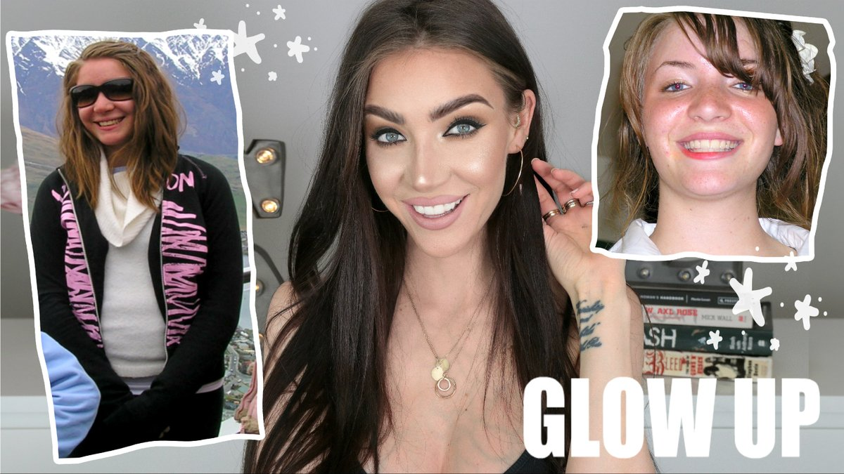 NEW VIDEO!! Reacting to my Shocking Teenage Pictures | How I Changed my Appearance: https://t.co/kW052gj3qF https://t.co/Unxc8a3vA6