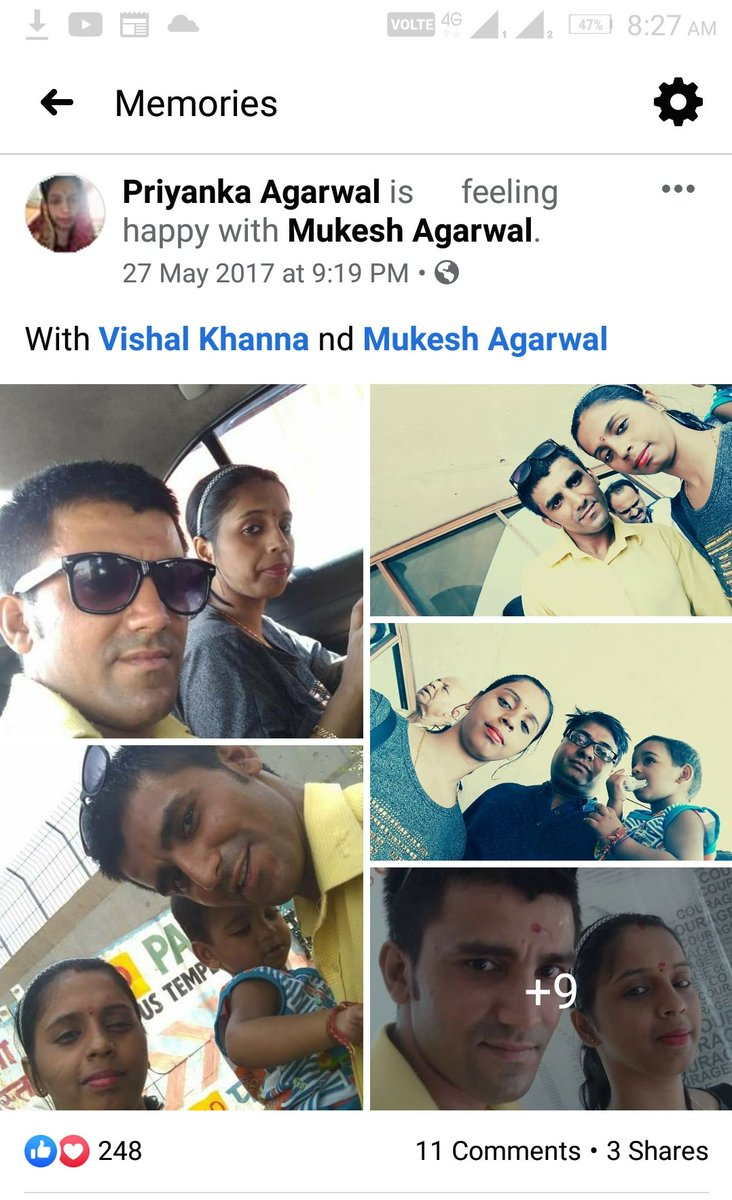 Celebrate 3 years  thanks  27 may 2017  @desichipakli  for ur support and Dosti  #FRiENDSpic.twitter.com/vrvqVfZu7t