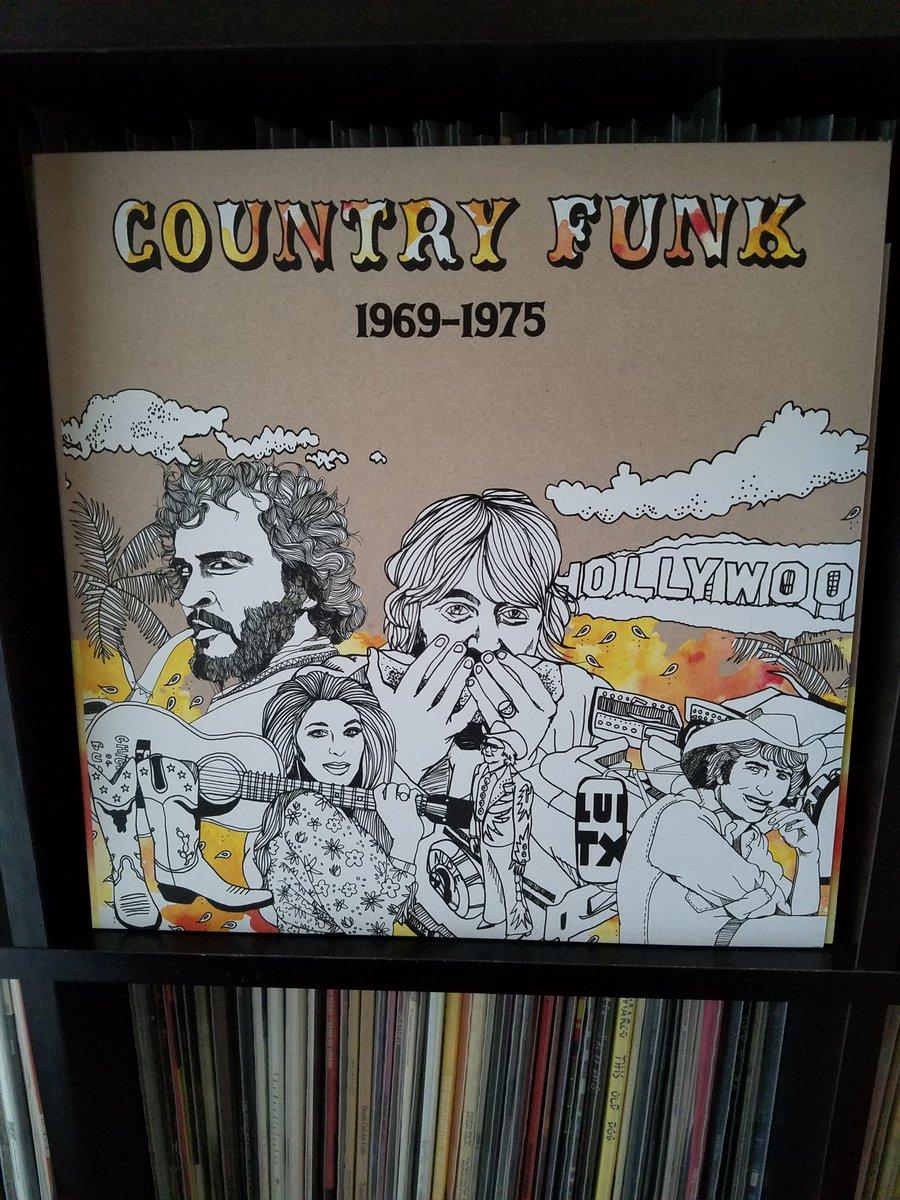 Country Funk 1969-1975 (2012). Compilation from @lightintheattic #vinyl #vinylcollection #vinylrecordspic.twitter.com/hvEPuhNjak