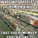 Image for the Tweet beginning: Tell us! 🎶#music #nostalgia #vinyl