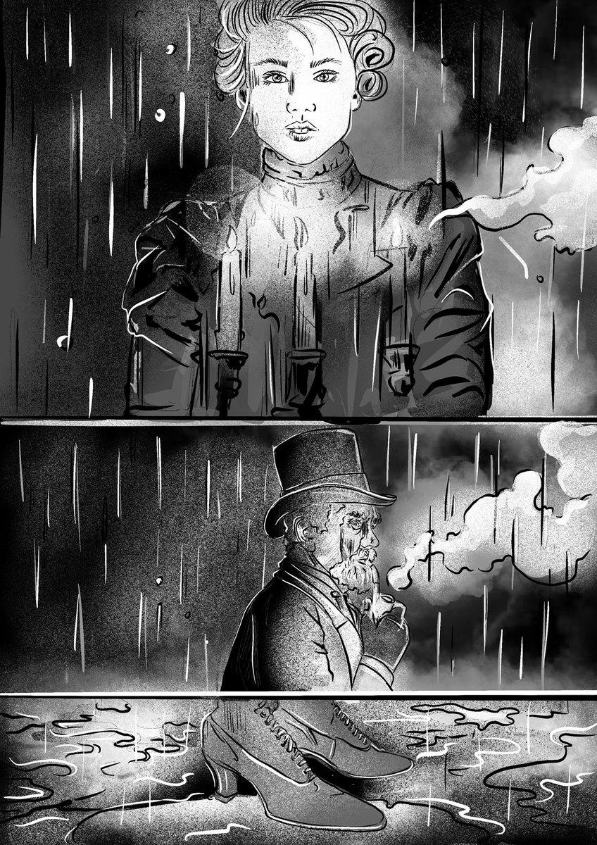 Beginning of a new short comic #Illustrator pic.twitter.com/aNEdtfSoBd