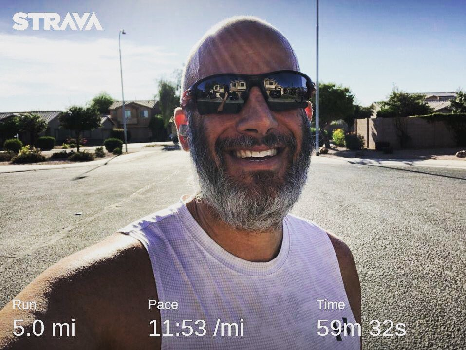 Made it to the mid point of another week. #teamnuun #hshive #runhappy #fitnessmotivation #fitnessjourney #tritraining #instarunner #azrunner<br>http://pic.twitter.com/SFBGh8uPQV