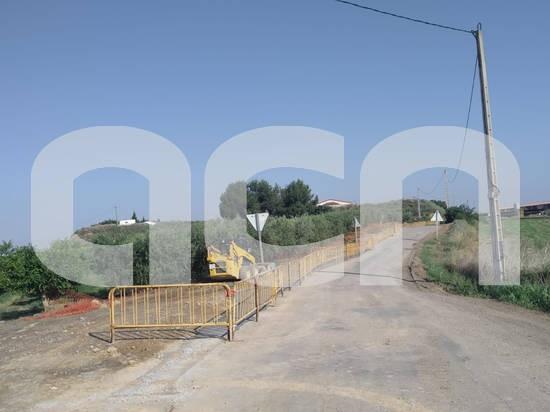 La planta de #purins d'#Alcarràs comptarà amb abastiment de #gas. Els treballs s'enllestiran al juny i suposaran una inversió d'uns 200.000 euros a càrrec de la distribuïdora @nedgia https://t.co/ZzNzknoDSD https://t.co/yLZOeVscRw