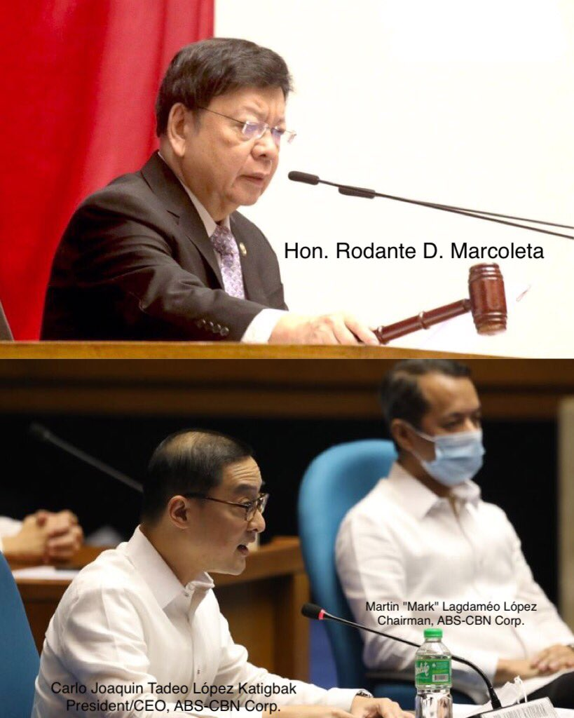 Honorable Rodante D. #Marcoleta is a #Filipino lawyer and politician. He is currently serving as a Congressman who won as nominee of Social Amelioration and Genuine Intervention on Poverty (SAGIP) Partylist in the May 13, 2019 election. pic.twitter.com/z7fTOsX29q