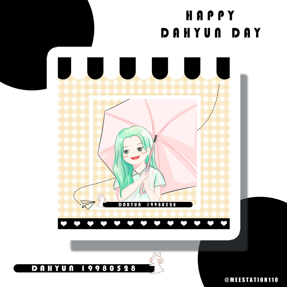 HAPPY DAHYUN DAY🎂 #트와이스 #TWICE #다현 #DAHYUN #ダヒョン #HappyDAHYUNday #OurShiningLightDahyun #5월의_끝에서_만난_다현이