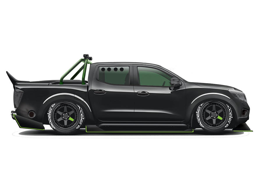 Wish your pick up had a bit more poke? @SBMotorsport_ is building a #Nissan Navara with GT-R underpinnings buff.ly/36Dwkk7